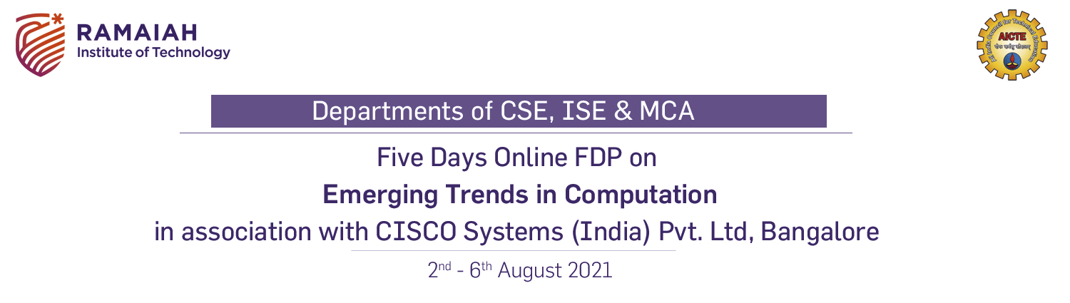 FDP on trends in computation
